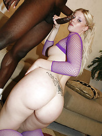 Big ass interracial pictures
